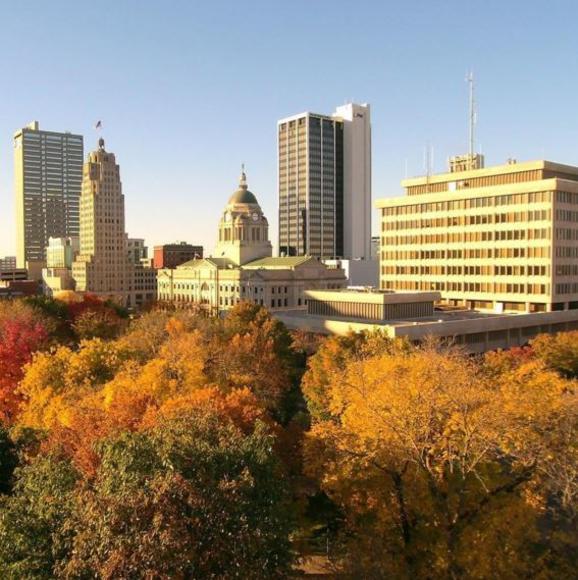 Fort Wayne, IN Skyline - John McGauley