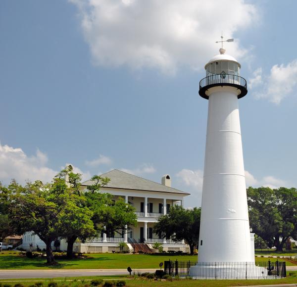 Biloxi Lighthouse & Visitors Center