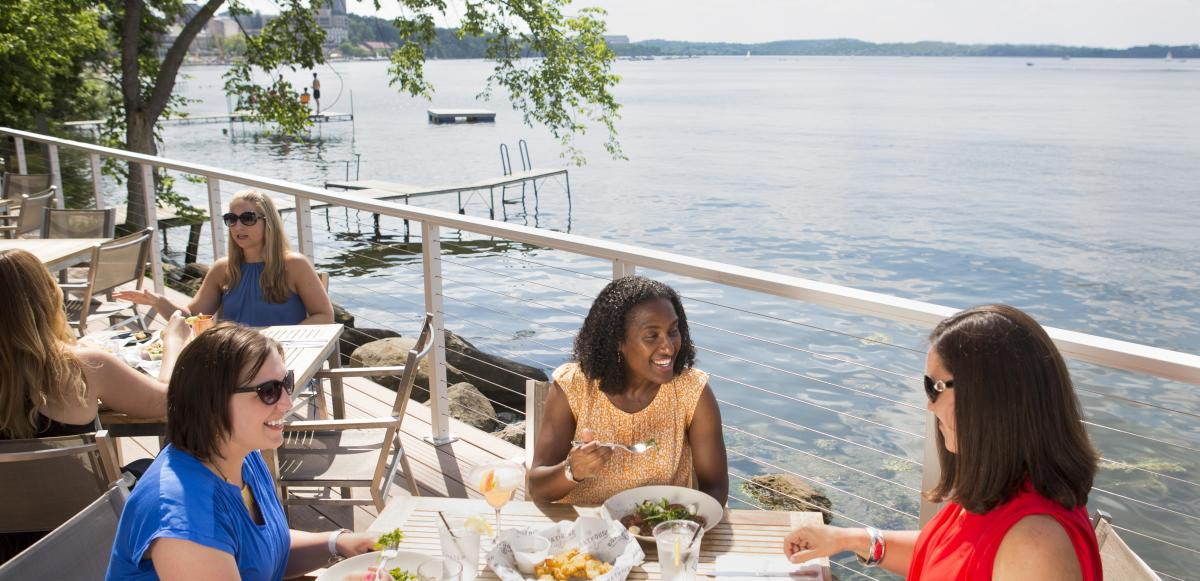 Lakeside Dining Maritime Merriment Article
