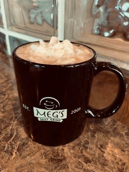 meg's latte