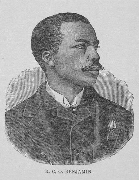 Robert Charles O'Hara Benjamin