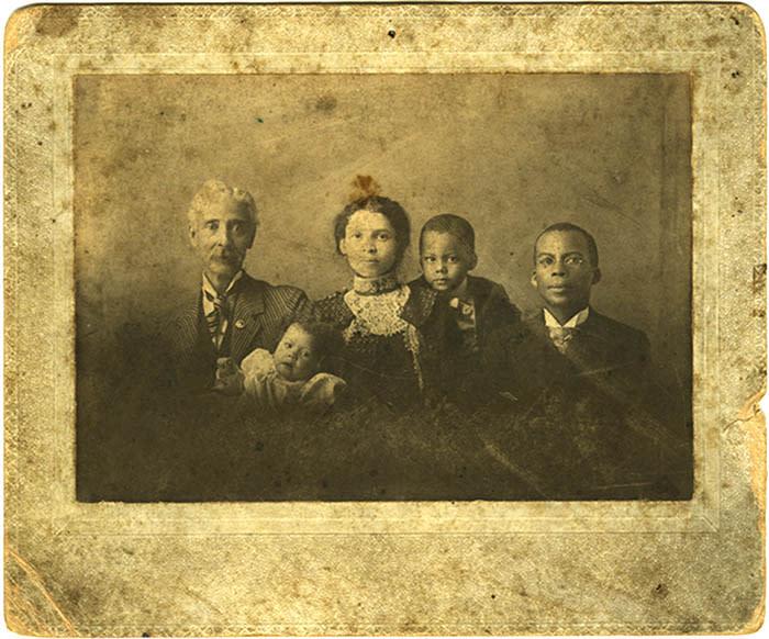 Benjamin Family Portrait
