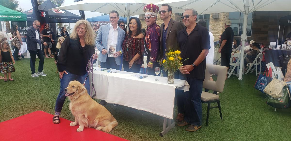 Wags N Wine Huntington Beach at Pasea Hotel & Spa