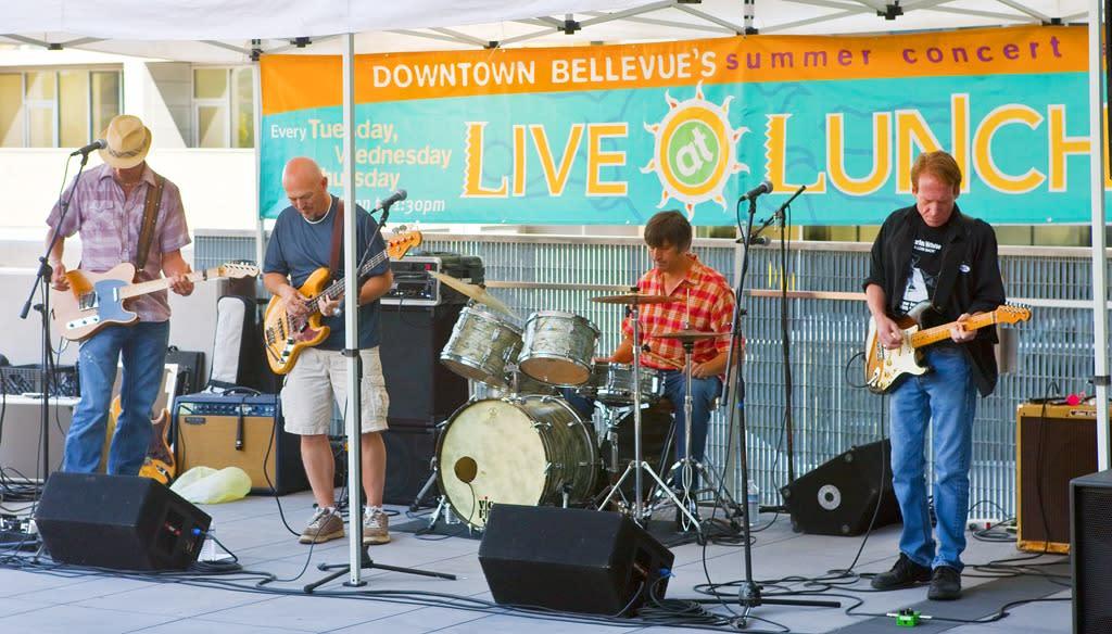 Walmsley Bellevue Summer Concert