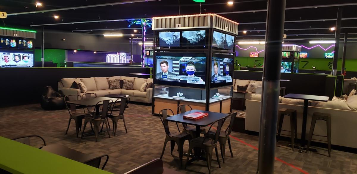 Press Play Gaming Lounge