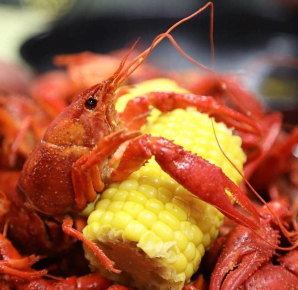 Crawfish Love #VisitLakeCharles Photo of the Month