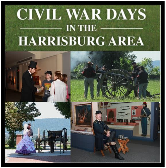Civil War Days at The National Civil War Museum in Harrisburg, PA