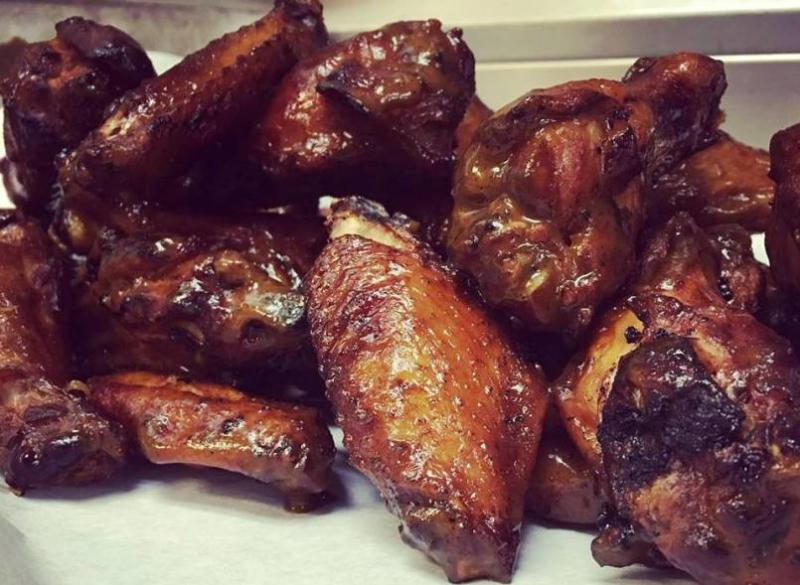 Wu Tang Wednesday Wings Saddleback Barbeque