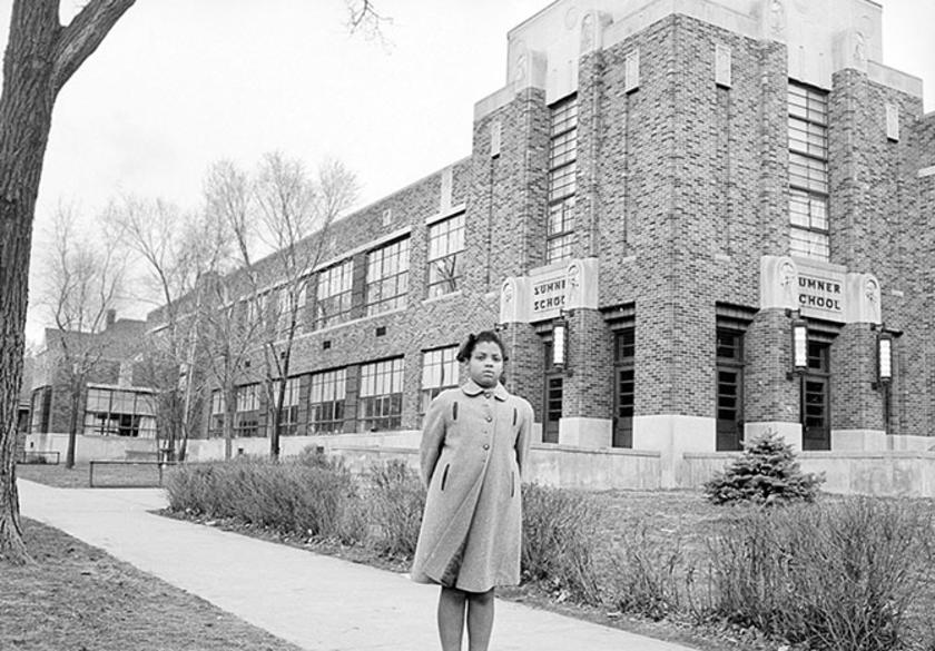 Sumner School with Linda Brown