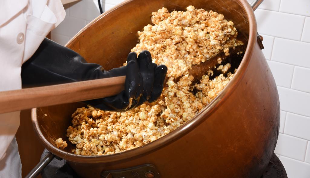 Kilwins Popcorn