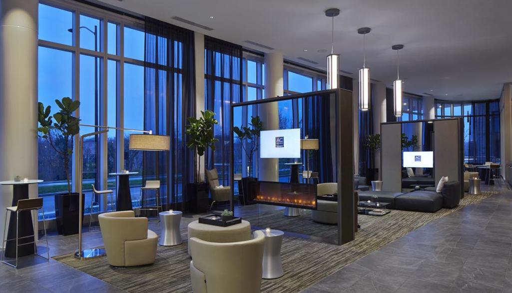 AC Marriott Lobby