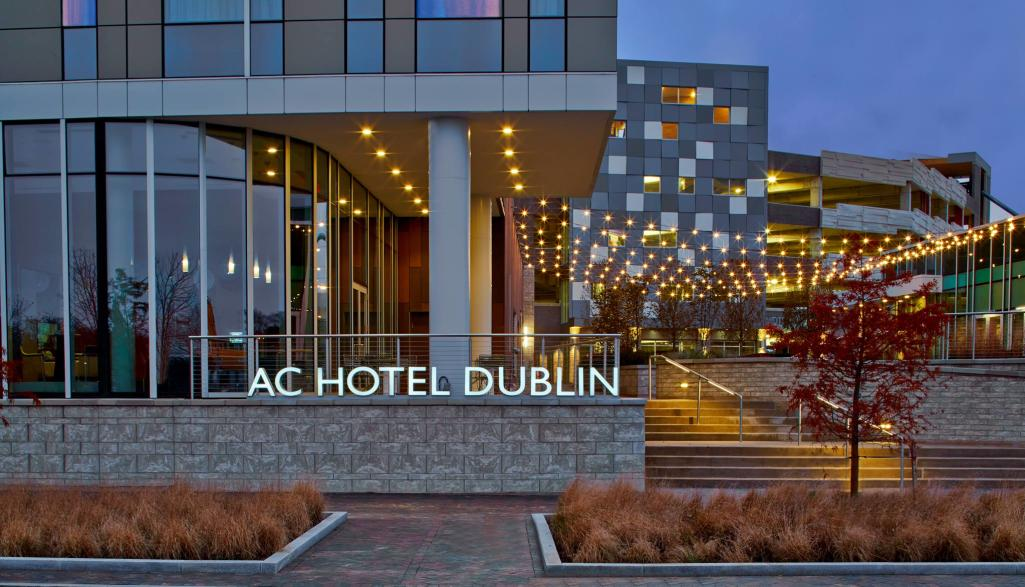 AC Hotel by Marriott Sign
