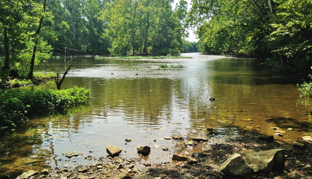 Amberleigh Park River Access