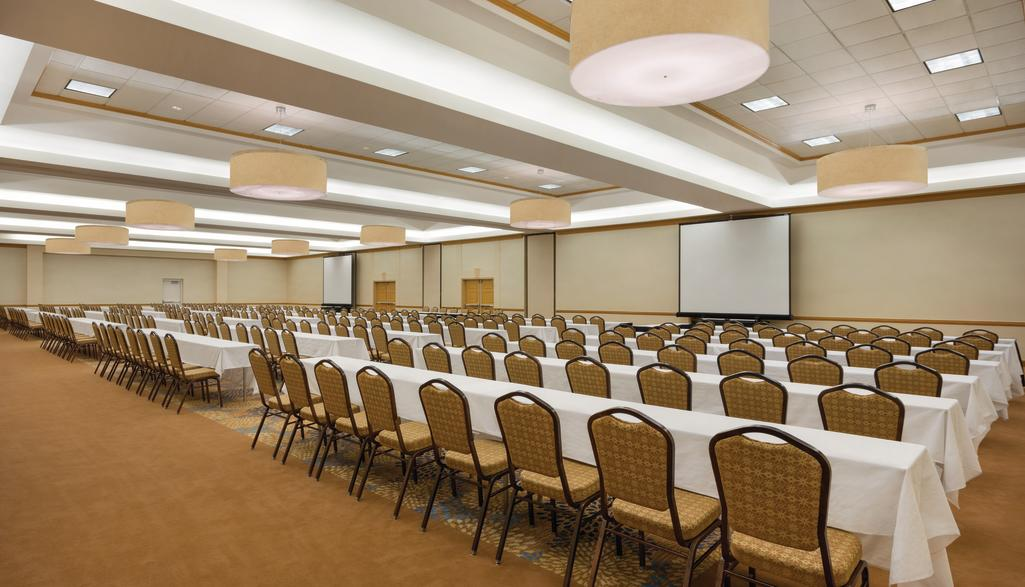 Embassy Suites Ballroom