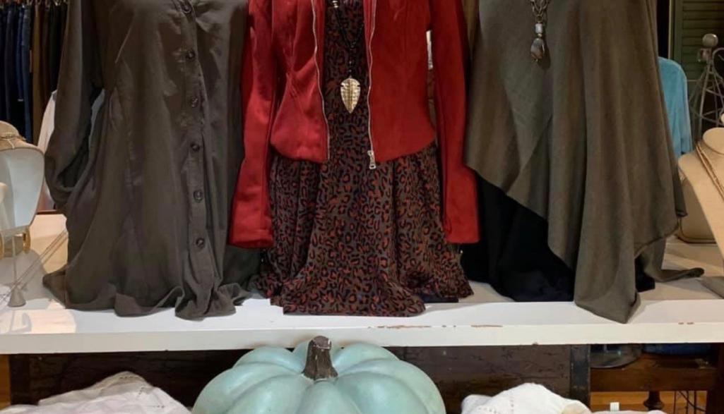 Boho Fall Outfits