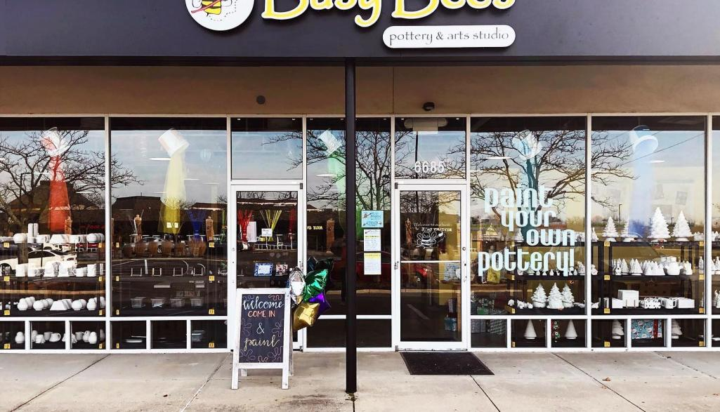 Busy Bee Store Front