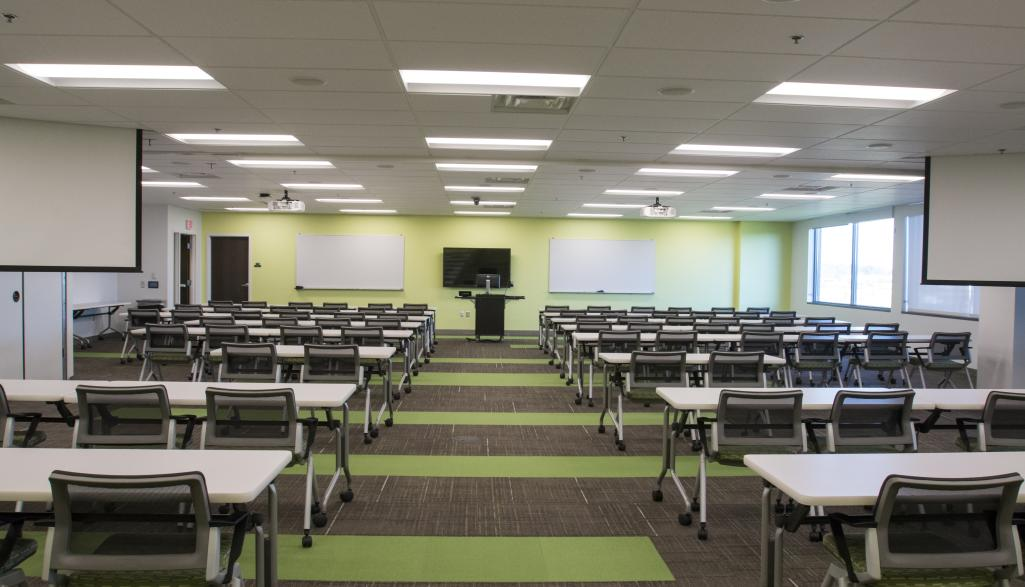 Dublin Integrated Education Center Classroom