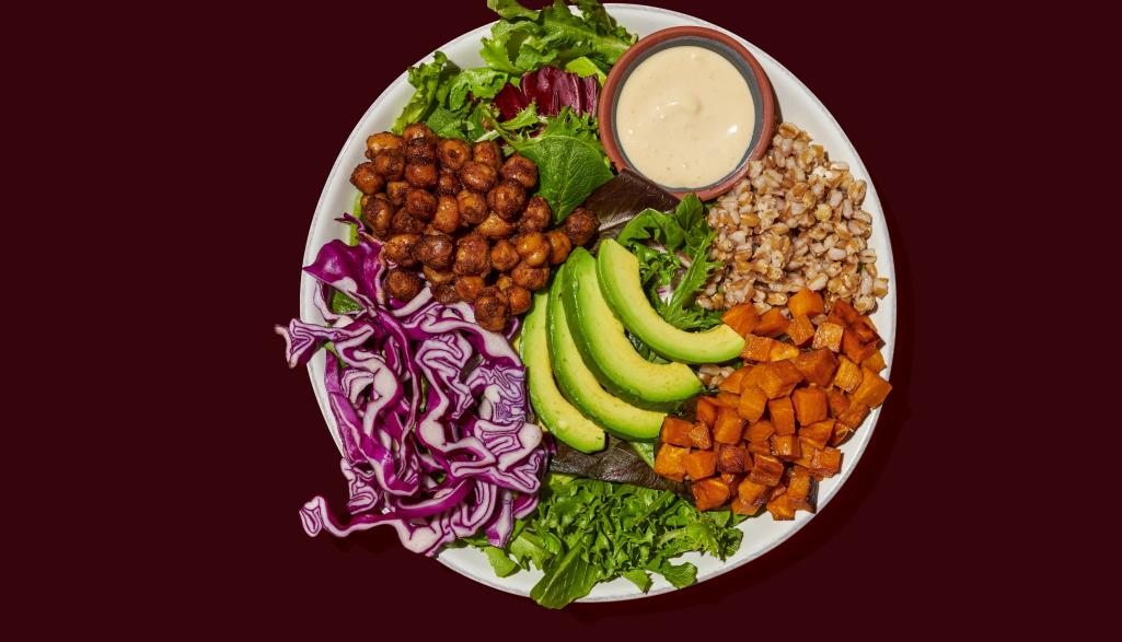 Chickpea Bowl
