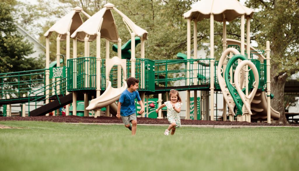 Coffman Park Playground