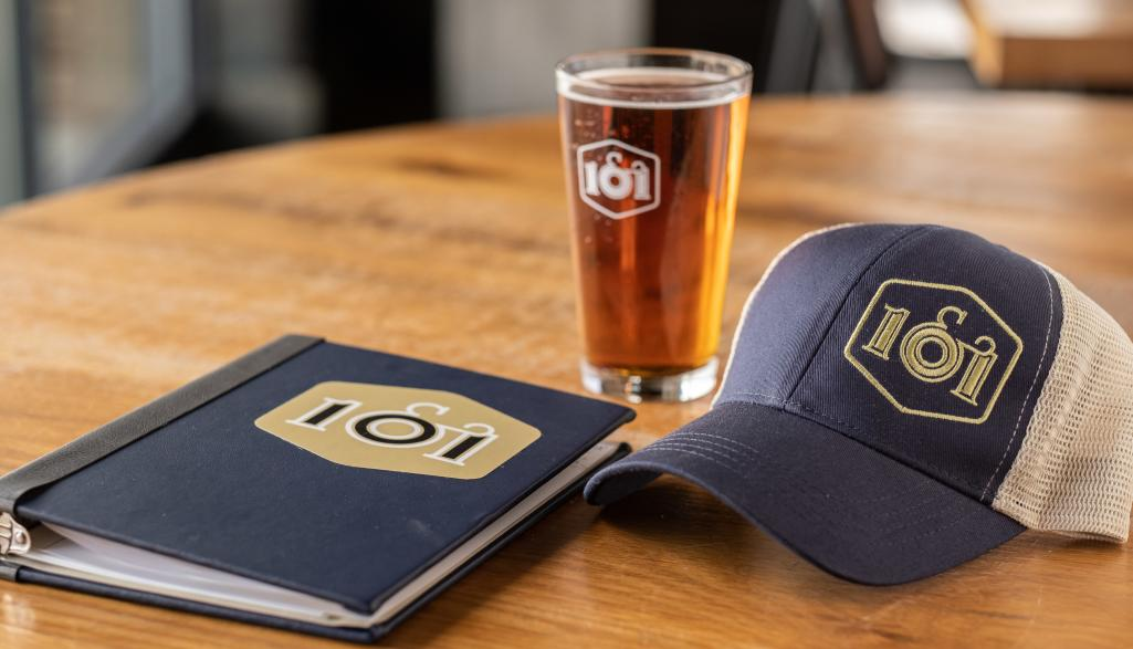 101 Beer Kitchen Brand