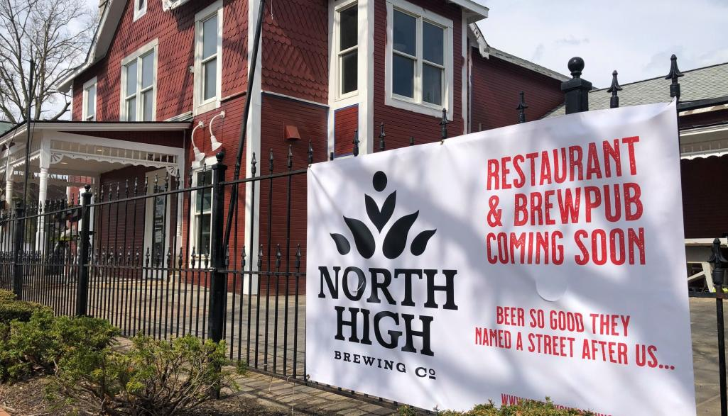 Coming Soon - North High Brewing