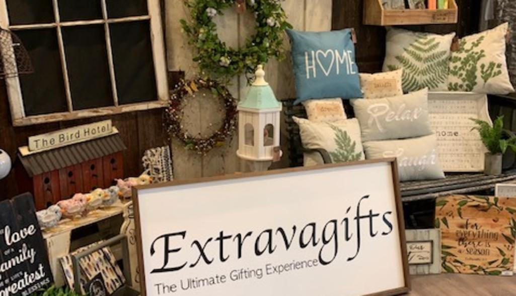 Extravagifts Gift Display