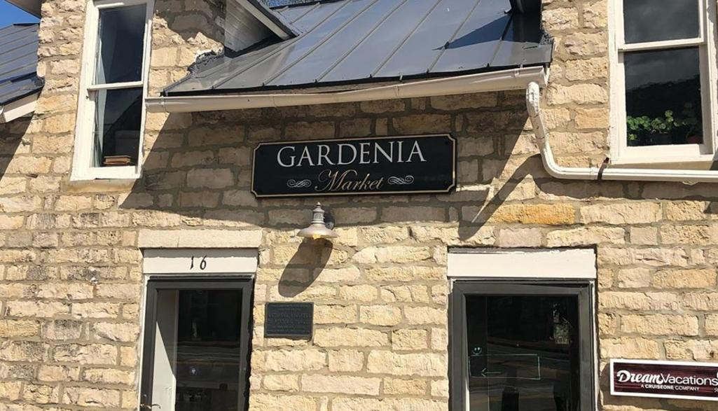 Gardenia Market Exterior