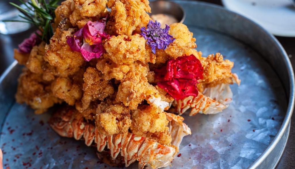 Fried Chicken Lobster