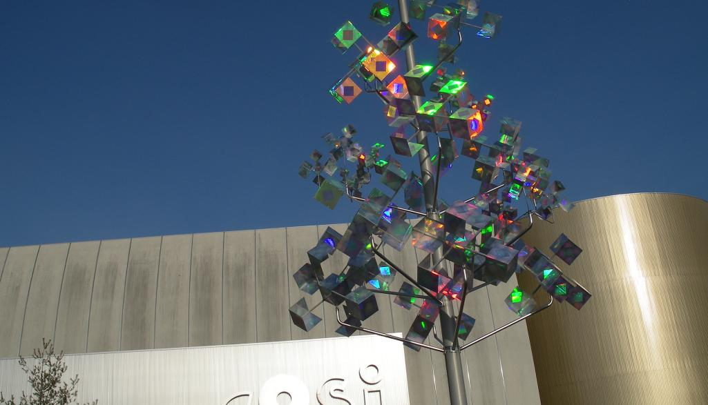Spectrum Tree at COSI