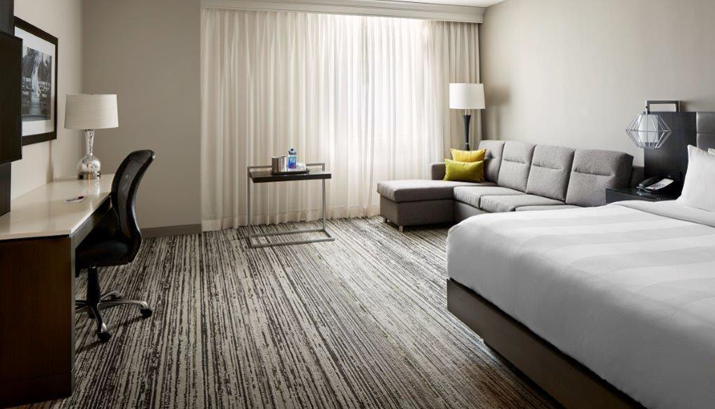Columbus Marriott NW Room