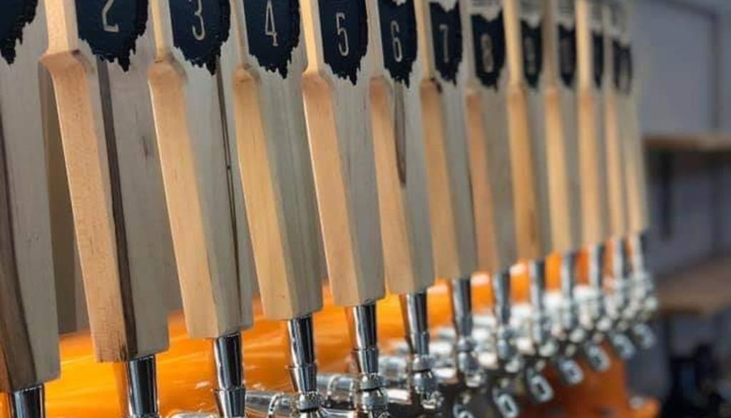North High Brewing Taps