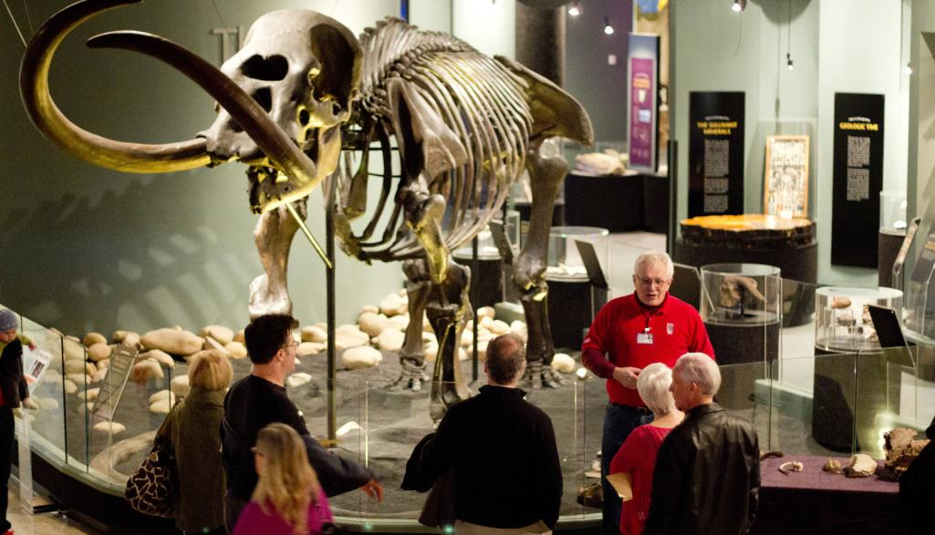 Ohio History Center Mastodon