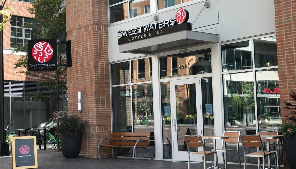 Sweetwaters Coffee & Tea Exterior