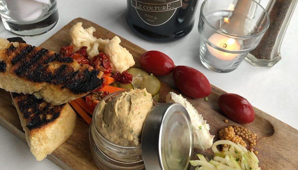 Z Cucina Cheese Board