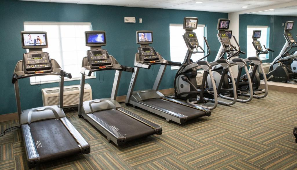 Holiday Inn Express Gym