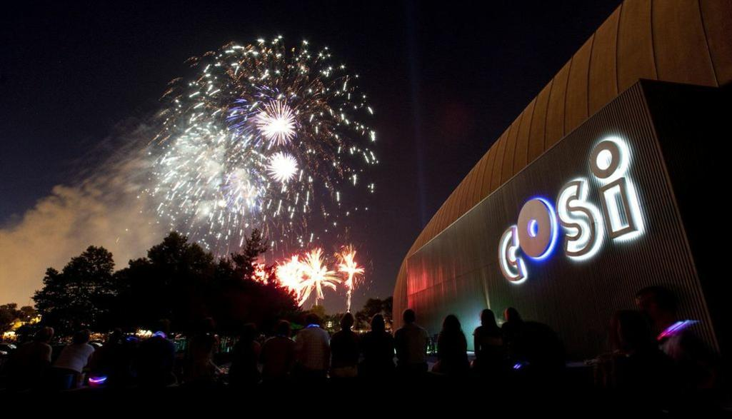 Fireworks Events at COSI
