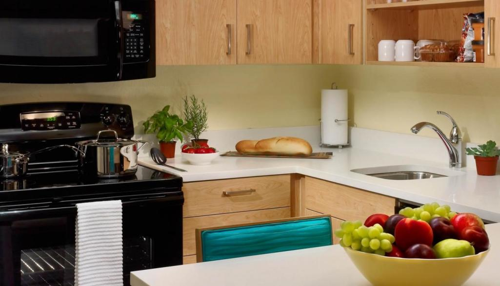 Sonesta Suites Kitchen