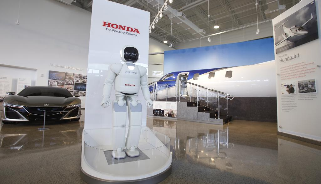 Future Honda Products