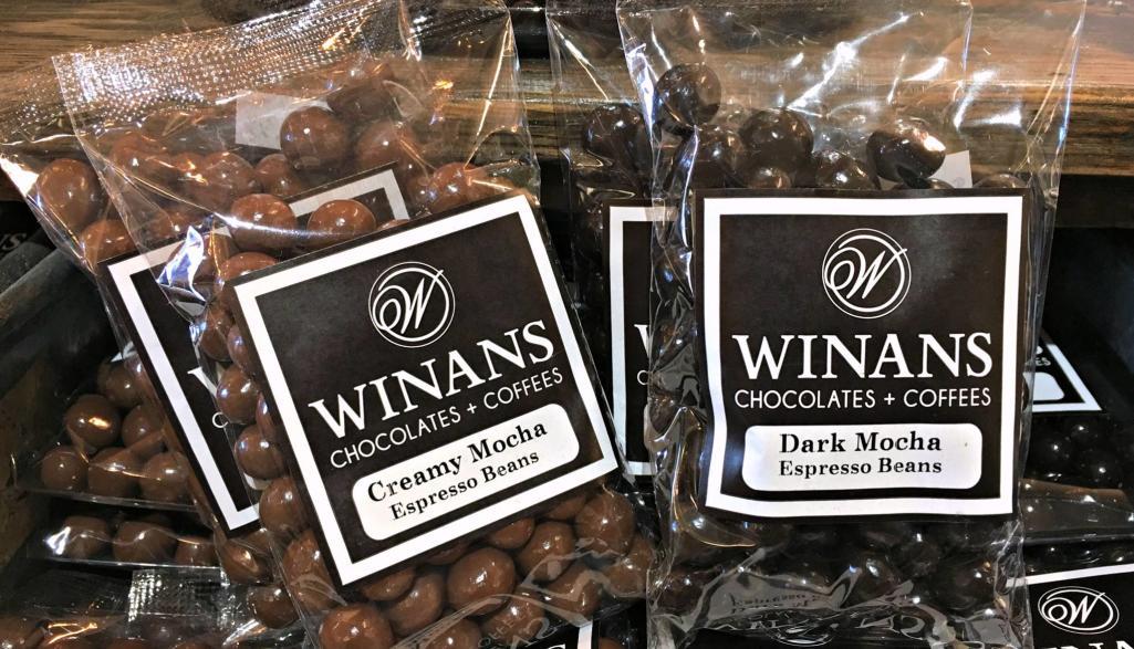 Winans Espresso Beans