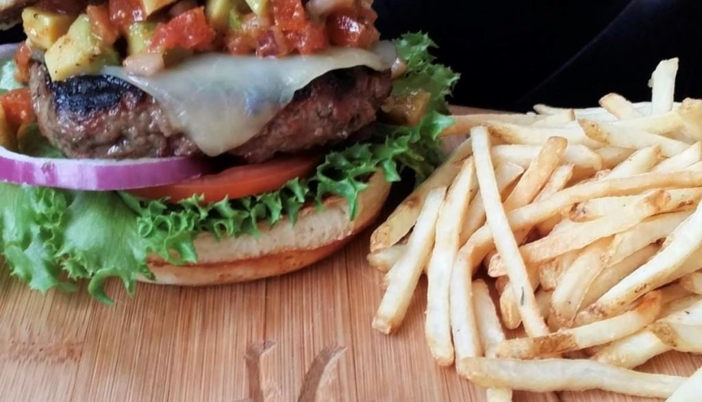 The Rail Burger
