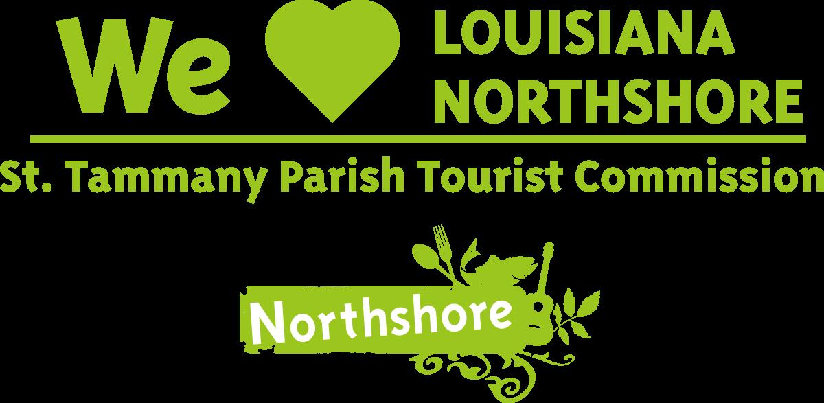 We ♥️ LANorthshore Logo