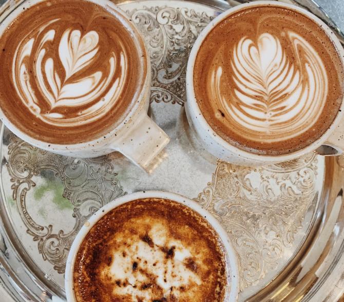 Little Lion Coffees