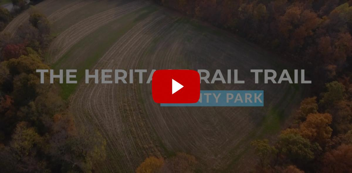 The Heritage Rail Trail County Park video thumbnail