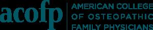 ACOFP logo green