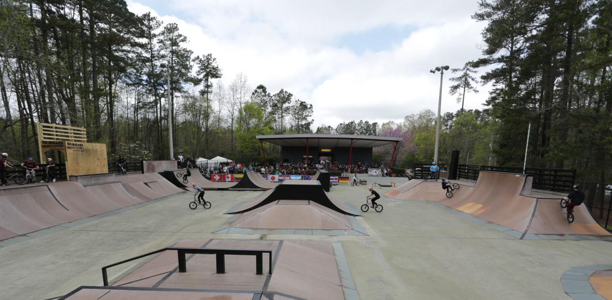 BMX at Sk8-Cary