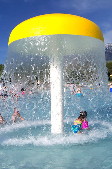 Best Water Parks for Families in Utah Valley - SCERA