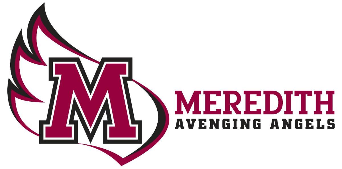 Meredith College Avenging Angels Logo