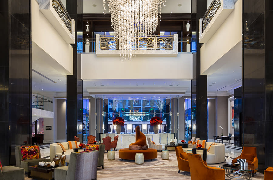 DTN - ROS - Landry's Hotel Division - Post Oak Lobby