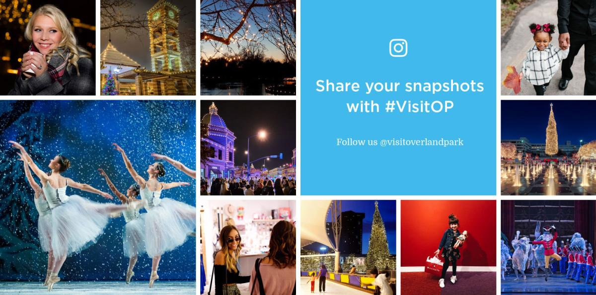 Visitor Holiday Pictures of Overland Park Christmas
