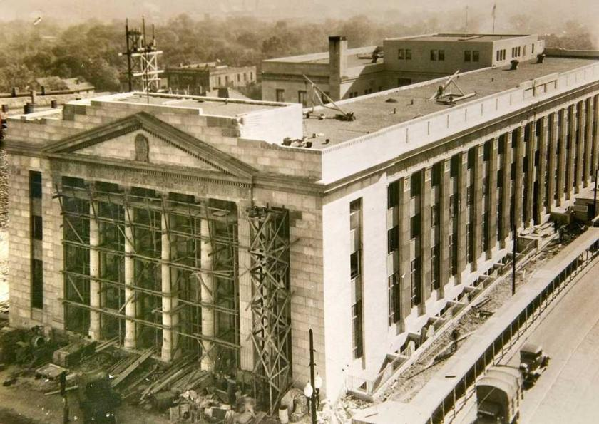 Courthouse Construction